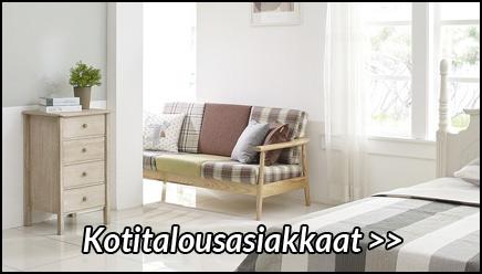 Pesee matot, sohvat, nojatuolit ja muut kalusteet paikan